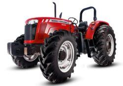 Massey Ferguson MF 2635 4WD Tractor Price Specs
