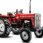 Massey Ferguson MF 7250 Power-UP Tractor Specs Price