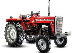 Massey Ferguson MF 7250 Power Tractor Specs Price