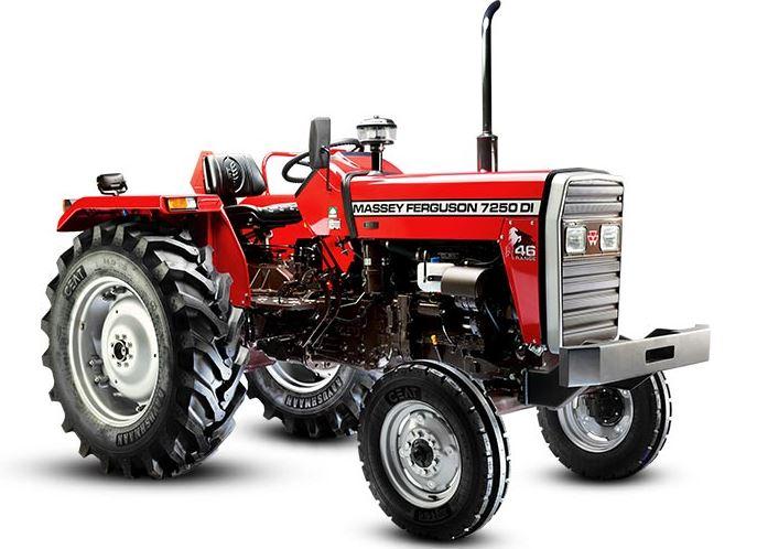Massey Ferguson MF 7250 Power Tractor Specs Price
