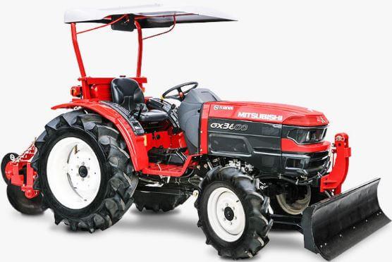 Mitsubishi GX 3600 Tractor