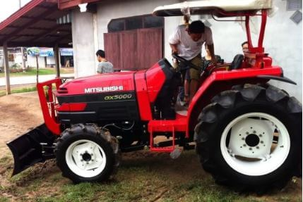 Mitsubishi GX 5000 Tractor