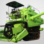 PREET 949 Track Combine Harvester Price Specifications & Features