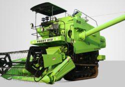 PREET 949 Track Combine Harvester price specs