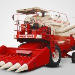 Preet -7049 Maize Special Self Propelled Combine Harvester Complete Guide