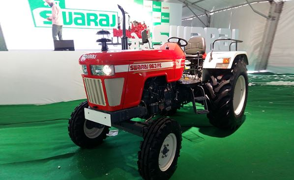 Swaraj 963 FE Tractor Price in India