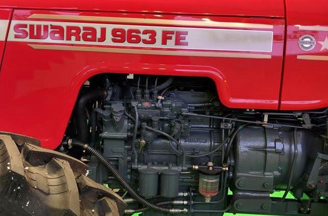 Swaraj 963 FE Tractor engine