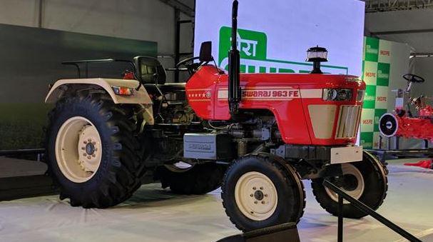 Swaraj 963 FE Tractor pto