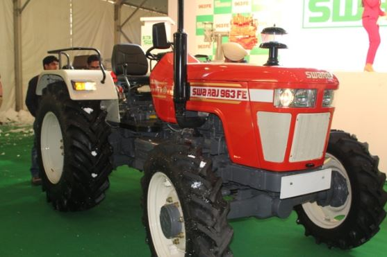 Swaraj 963 FE Tractor specifications
