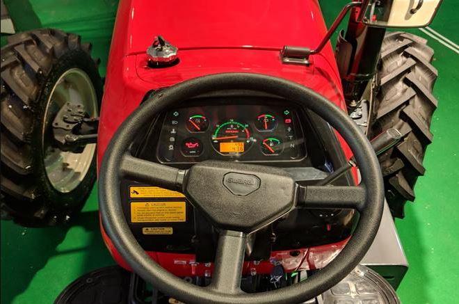 Swaraj 963 FE Tractor transmission