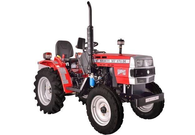VST Shakti MT 171 DI SAMRAAT Mini Tractor Specifications & Price