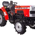 VST Shakti VT-180D HS/JAI-4W Mini Tractor Info.