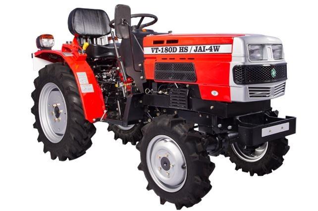 VST Shakti VT-180D HS-JAI-4W Mini Tractor price specs