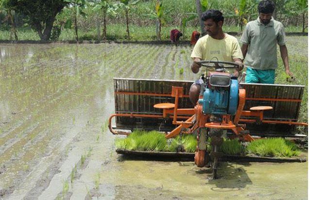VST Yanji Shakti 8 Row Paddy Transplanter Key Features