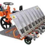 VST Yanji Shakti 8 Row Paddy Transplanter Price Specs & Features