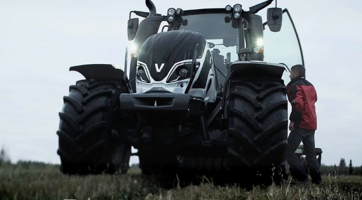 Valtra-T234-Chassis