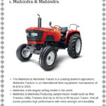 List of Top Tractor Companies in India 2019