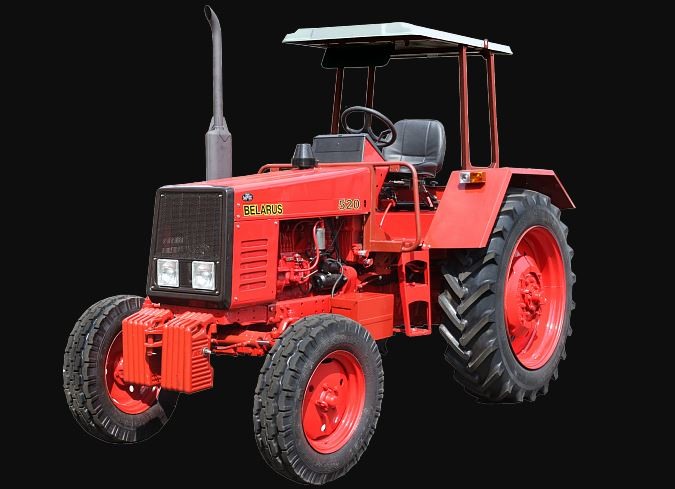 BELARUS 520 Tractor Review, Price, Parts Specs, Images & Video