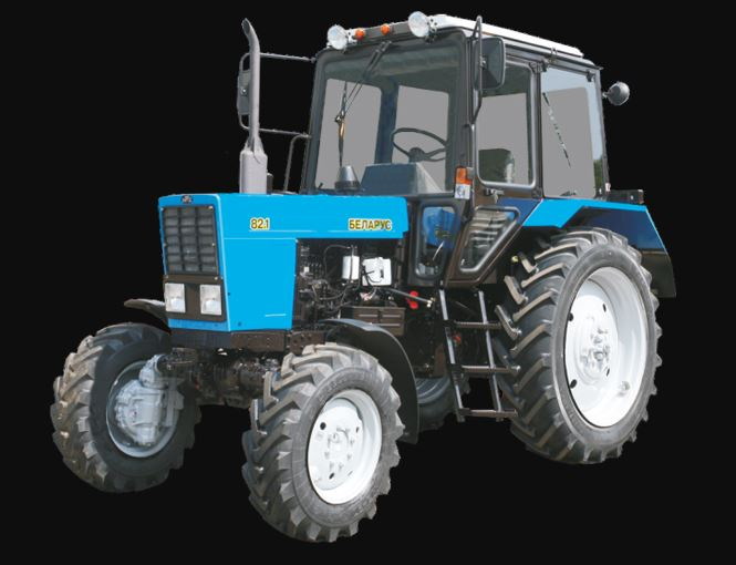 BELARUS 82У Tractor Complete Guide