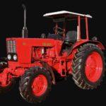 BELARUS 92 Tractor Information