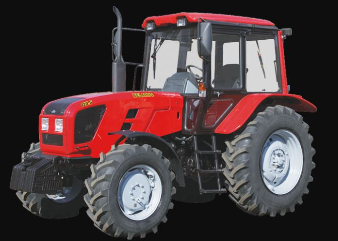 BELARUS 920.3 Tractor Technical Characteristics, Price & Photos