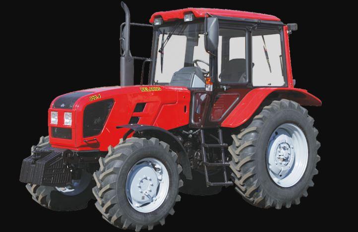 BELARUS 920.4 Tractor Complete Information