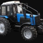 BELARUS L1221 Forestry Tractor Parts Specs Price Features & Images