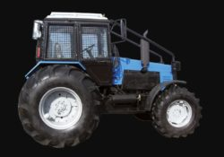BELARUS L1221.1 Forestry Tractor Price, Parts Specifications, Features