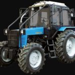 BELARUS L82.2 Forestry Tractor Technical Specs Price & Features