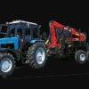 BELARUS MPT-471 Load-haul-dump Forestry Vehicle Info.