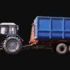 BELARUS PK-12 Semi-trailer Container Specs Price & Features