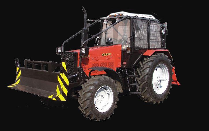 BELARUS TTR-411 Skidding Tractor Information