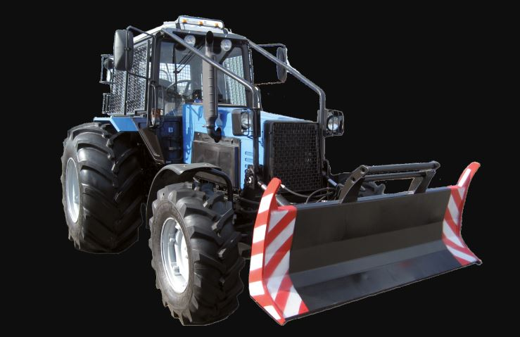 BELARUS TTR-411.1 Skidding Tractor Overview Technical Characteristics & Price
