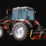 Belarus MUP-351 Sweeping and Loading vehicle Specs Price & Features