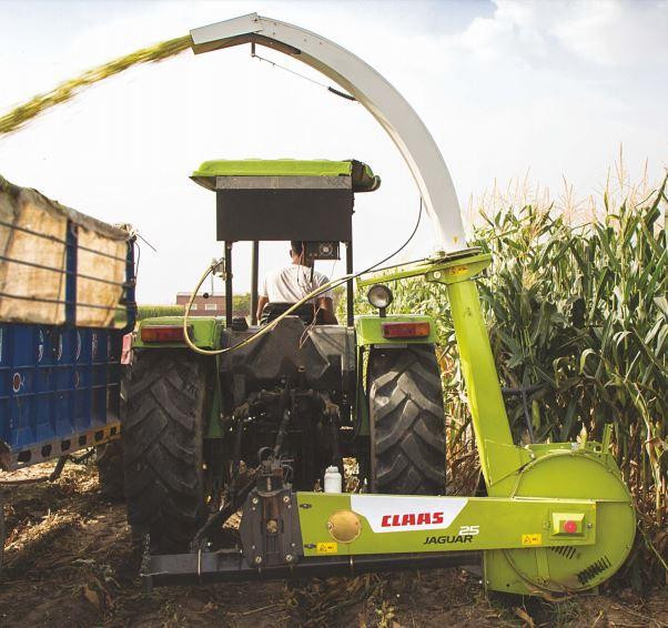 CLAAS JAGUAR 25 Forage Harvester Price Specs & Features