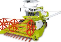 CLASS CROP TIGER 40 C 260 Combine Harvester Complete Guide