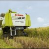 CLASS CROP TIGER 40 TERRA TRAC Combine Harvester Cost Specs & Features
