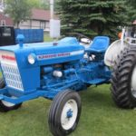 Ford 3000 Tractor Engine Information Review Parts and Problem