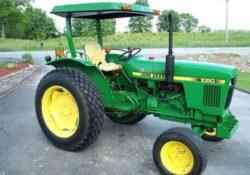 John Deere 1050 Tractor Price