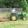 John Deere 850 Tractor Attachments