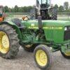 John Deere 950 Tractor Serial Number
