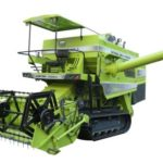 Kartar 3500 G Combine Harvester Agricultural Machinery Info.