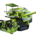 Kartar 3500 G Combine Harvester Agricultural Machinery Info.