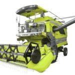 Kartar 4000 4×4 Combine Harvester Information