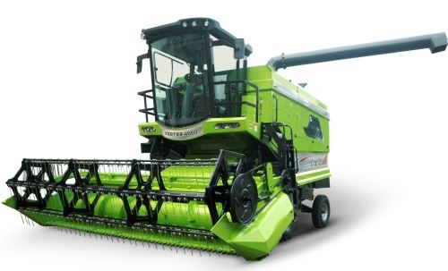 Kartar 4000 AC Cabin Combine Harvester Price, Specs & Images