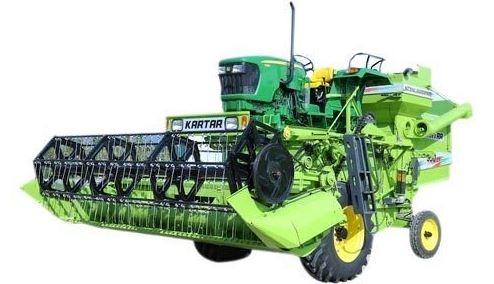 Kartar Tractor Combined Harvester