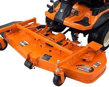 Kubota F2890 60inch - 72inch Mower deck
