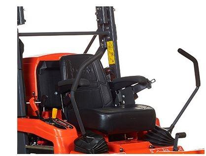Kubota GZD15-3HD Zero-Turn Mower Economics