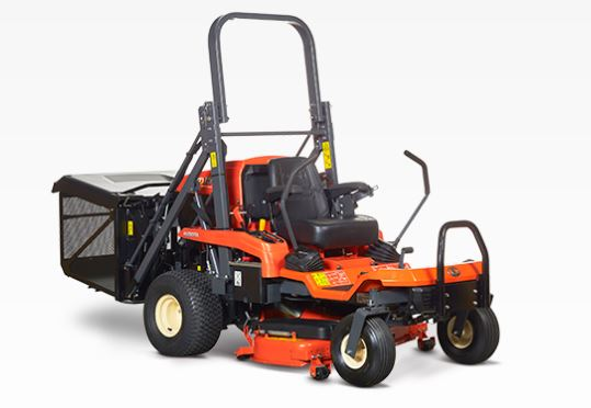 Kubota GZD15-3HD Zero-Turn Mower Overview