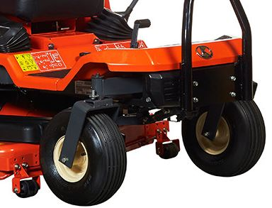 Kubota GZD15-3HD Zero-Turn Mower endurance
